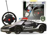 Raadioteel juhitav politseiauto