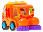 Värviline mänguauto väikelastele