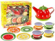 Mängu teeserviis Fruit