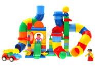 Suured ehitusklotsid lastele
