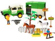Mängukomplekt Hobuste farm