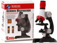 Mikroskoop ja lisatarvikud lastele
