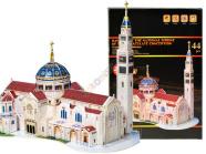 3D pusle basiilika 44 osa