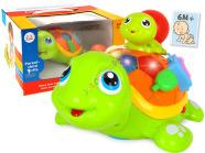 Interaktiivne mänguasi kilpkonnad