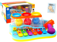 Interaktiivne mänguksülofon lastele