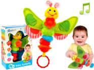 Värviline mänguasi Liblikas
