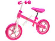 Värviline lükatav jalgratas lastele
