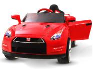 Elektriauto Nissan GTR R35 lastele