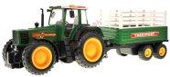 mängu traktor + kaugjuhtimispult