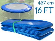 Batuudi turvaäär 487cm sinine