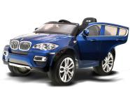 Elektriauto BMW X6 + kaugjuhtimispult lapsevanemale