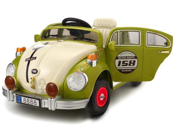 Elektriauto lastele Beetle PA0109