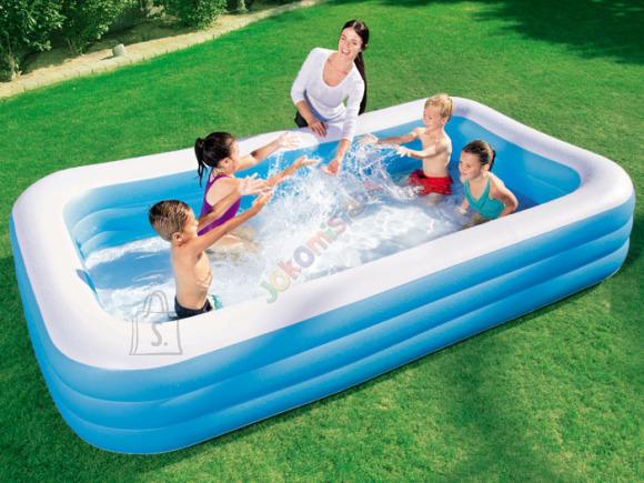 Bestway täispuhutav bassein 305x183 cm + basseinikate