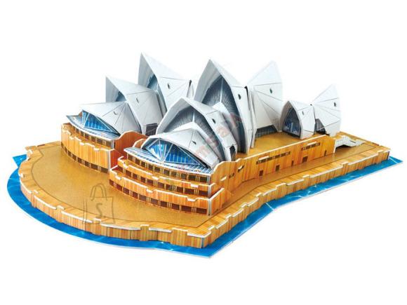 3D pusle Sydney Opera House