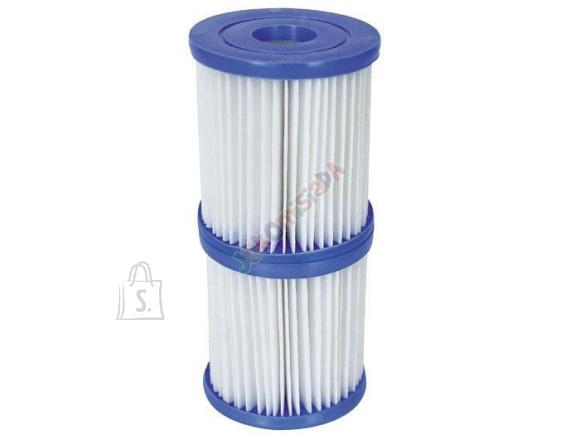Bestway vahetatavad filtrid basseinile