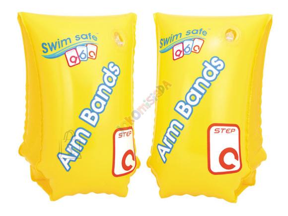 Bestway kollast värvi ujumiskätised