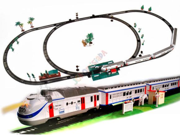 Suur rongikomplekt koos 208 cm rajaga