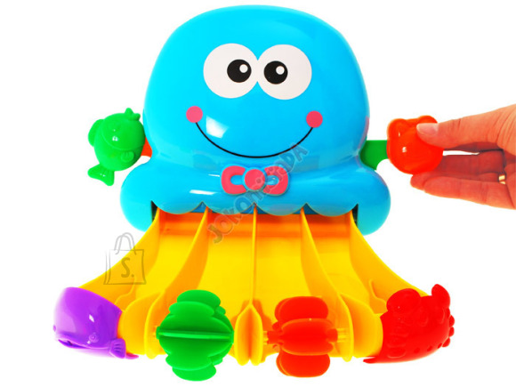 Värviline vannimänguasi väikelastele