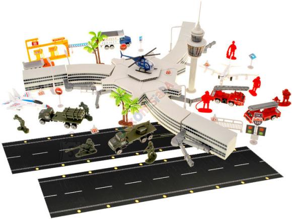 Mängukomplekt Lennujaam