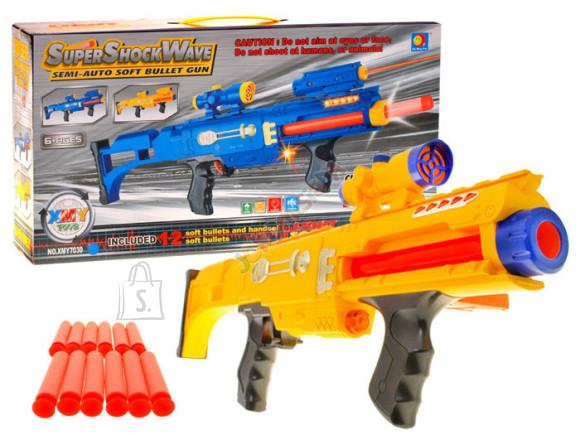 Mängupüstol MP18 + 12 vahtpadrunit