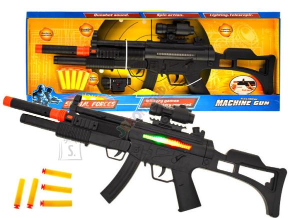 Mängupüstol + 5 vahtpadrunit