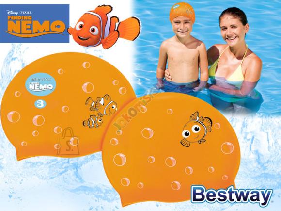"Bestway ujumismüts ""Nemo"" lastele"