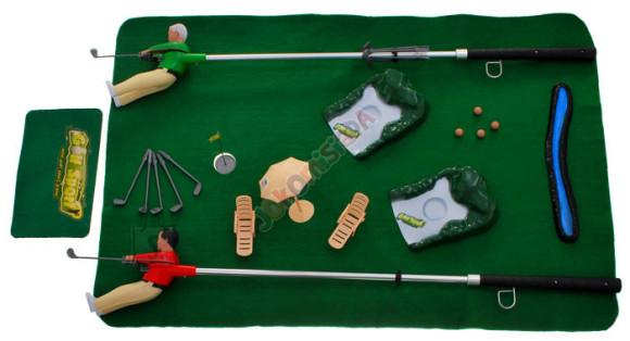 Mängu golfikomplekt lastele