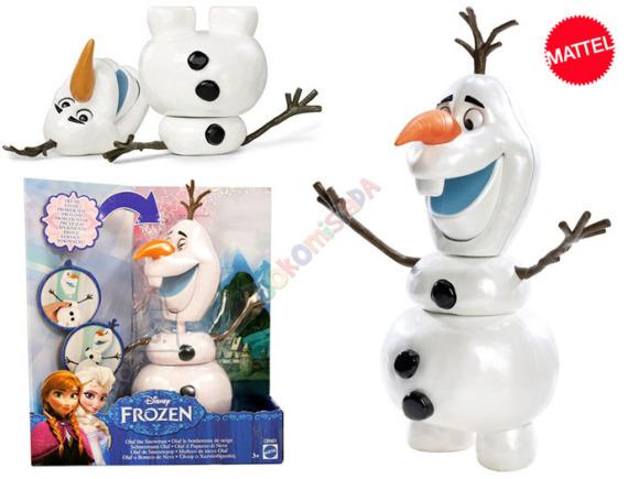 Mängukuju lumemees Olaf