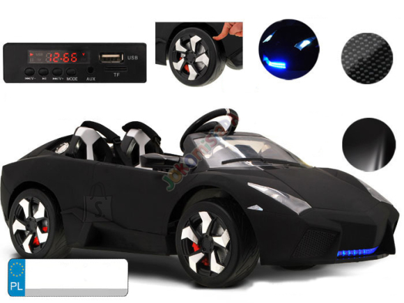 Elektriline sportauto lastele