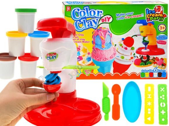 Mängu jäätisemasin lastele