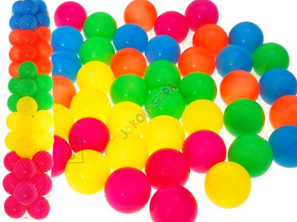 Pallimere mängupallid, 46 tk