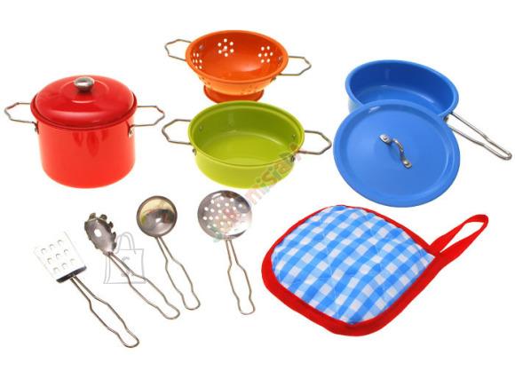 Kööginõude komplekt lastele