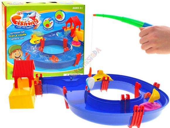 Laste kalapüügi mäng