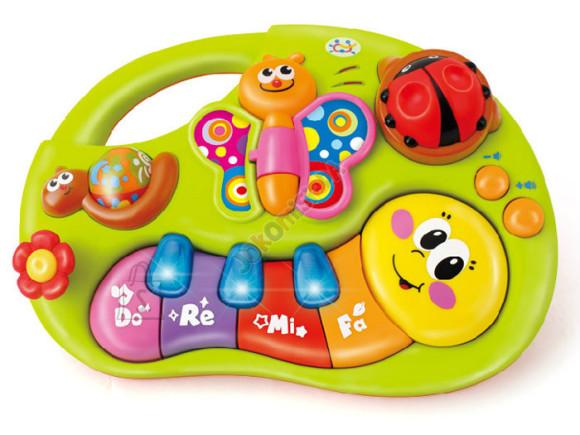 Interaktiivne mänguklaver lastele