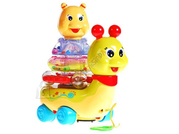 Interaktiivne mänguasi Ussike