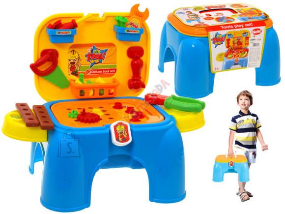 Mängu tööriistakomplekt tooliga