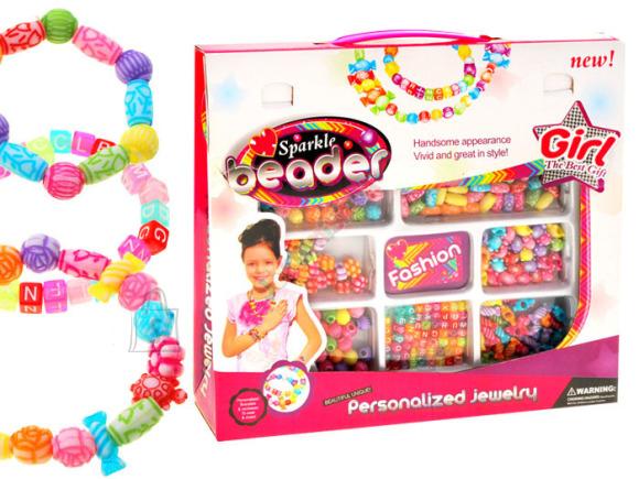 Pärlite komplekt lastele
