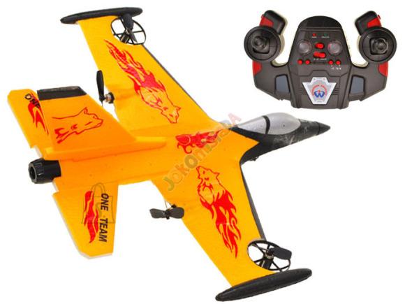 Raadioteel juhitav lennuk