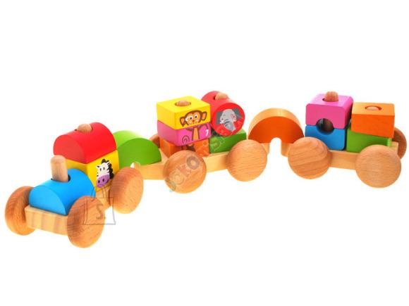 Puidust rong