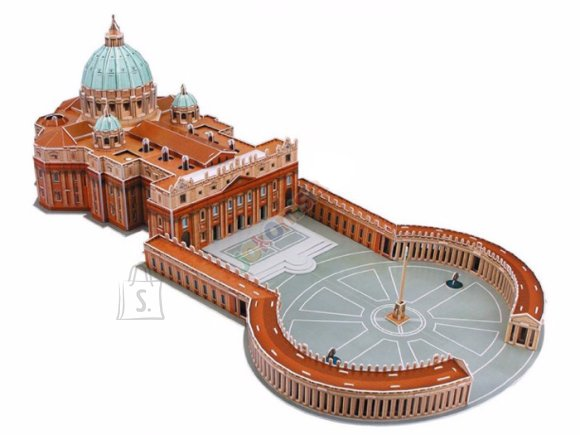 3D pusle St. Peter's cathedral