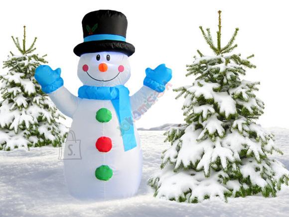 Täispuhutav lumememm 1.2 m