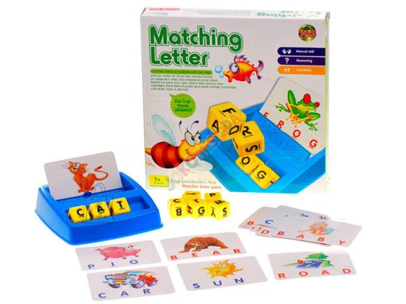 Inglise keelt õpetav sõnamäng