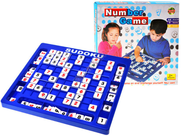 Lauamäng Sudoku