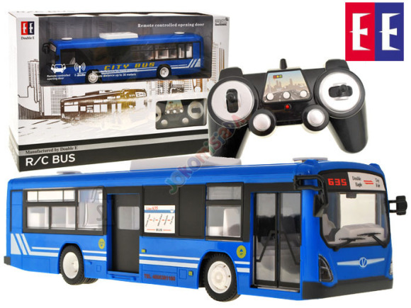 Raadioteel juhitav buss 2.4 GHz, 33 cm
