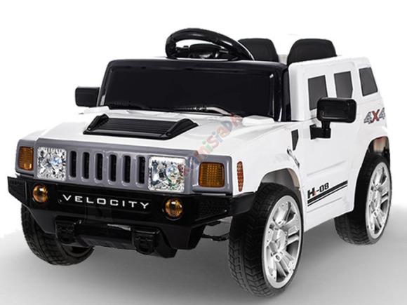 Elektriauto Hummer Velocity lastele