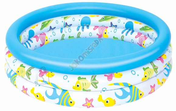 Bestway bassein lastele 102 cm