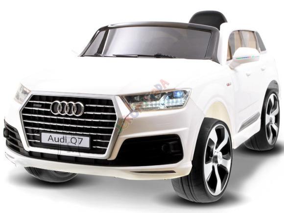 Elektriauto Audi Q7 lastele