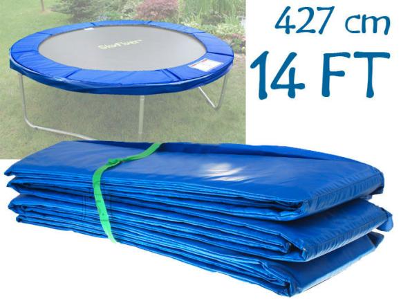 Batuudi turvaäär 427cm sinine