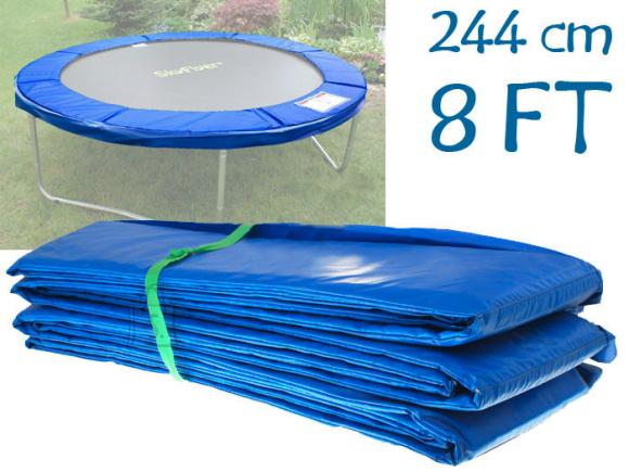 Batuudi turvaäär 244cm sinine