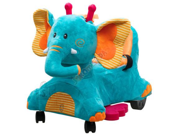 Pealeistutav elektrooniline elevant Hefalump